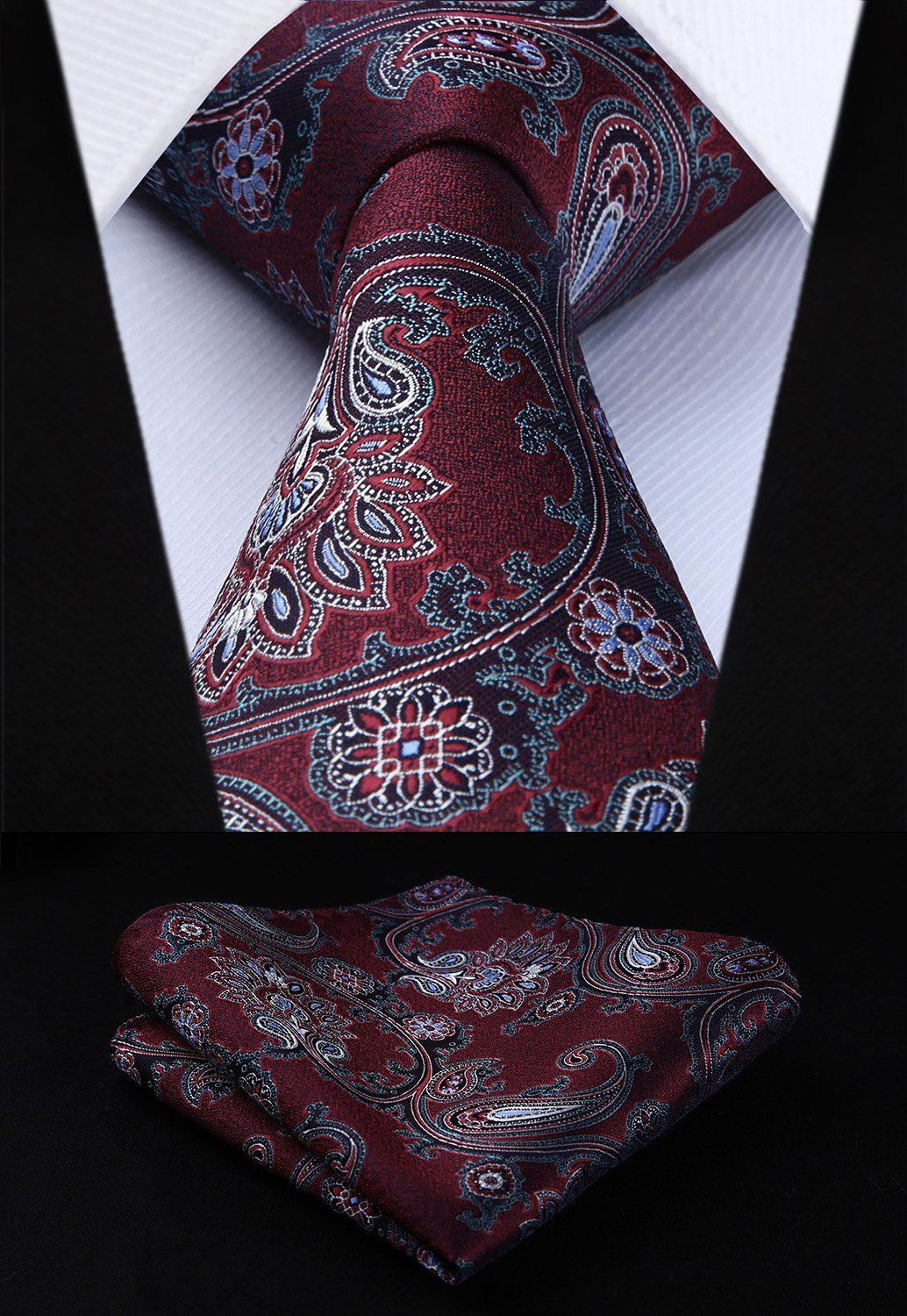7513624612be Old Dragon Tie and Pocket Square in 2019 | Dreams that haven't been ...