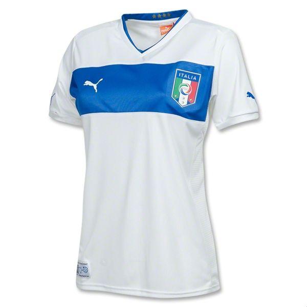 Italy 12 14 Away Women s Soccer Jersey  05263b973c