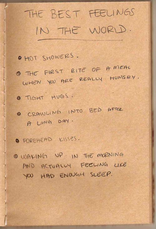 The Best Feelings In The World Totally True Lovee3 Words