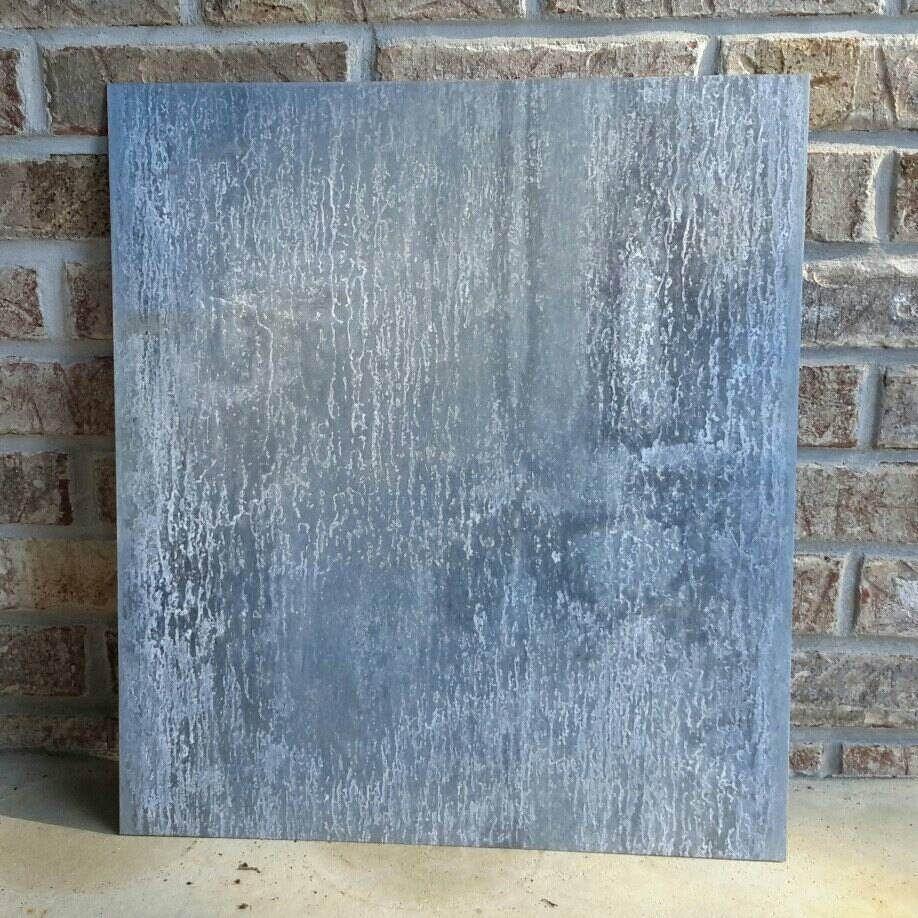 Galvanized Steel Sheet 16 Ga Rustic Great For Magnets 17 3 4 17 3 4 Or 17 3 4 X 20 Galvanized Steel Sheet Steel Sheet Galvanized Steel