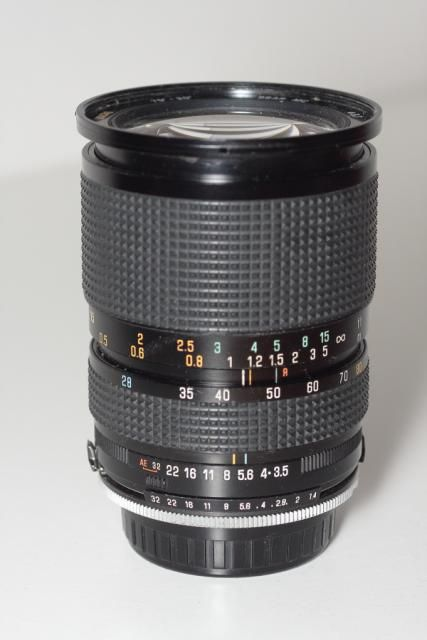 Tamron Sp 28 80mm 27a Zoom Lens Vintage Lenses Tamron Camera Accessories