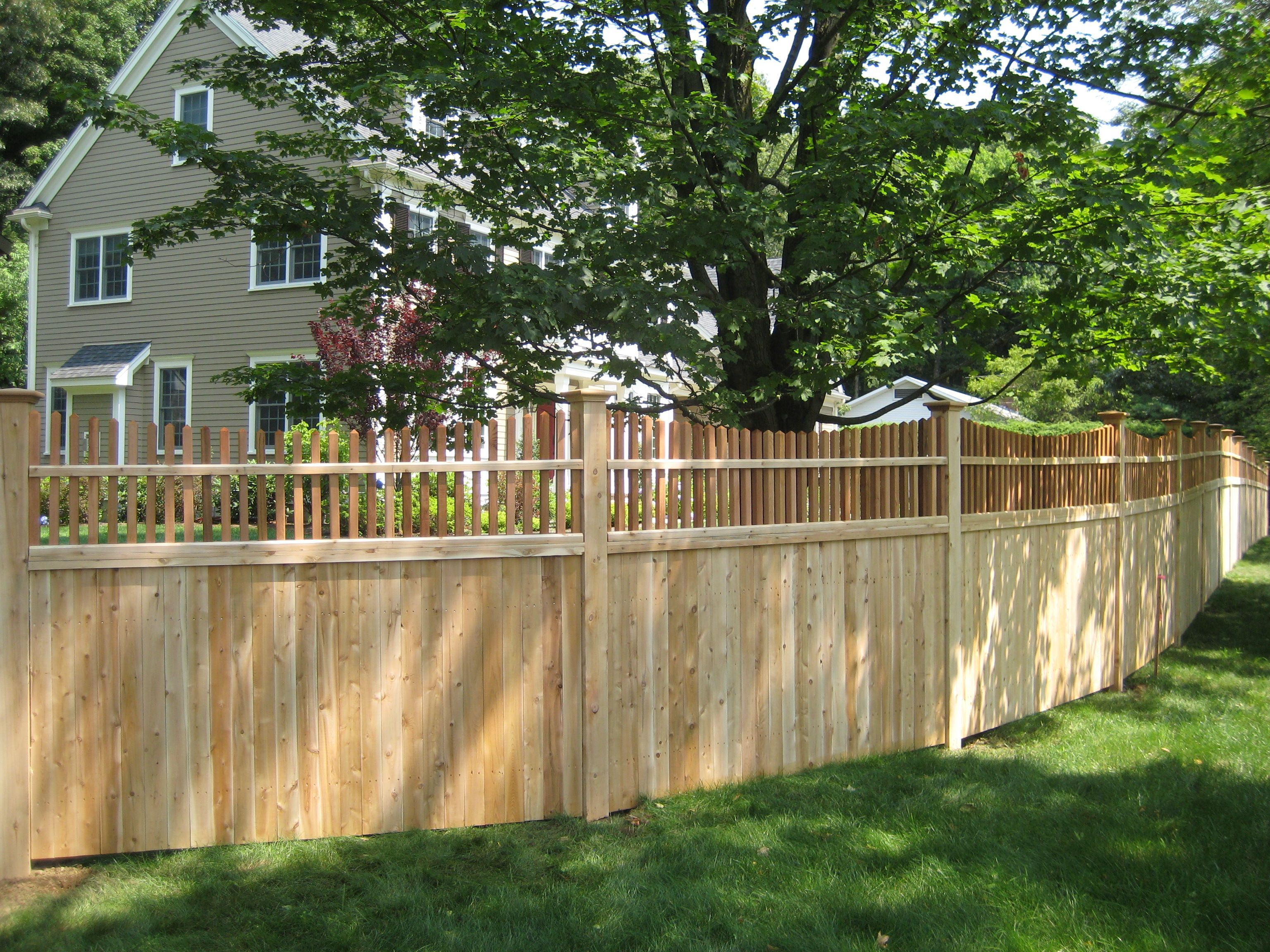 9 Savory Wooden Fence Uneven Ground Ideas In 2020 Backyard