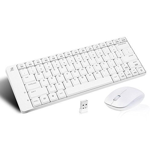 Introducing iXCC 24GHz Compact Wireless Keyboard and Mouse Combo for