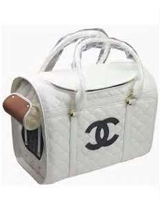 Chanel Dog Carrier And Leash Dog Carrier Bag Dog Bag Dog