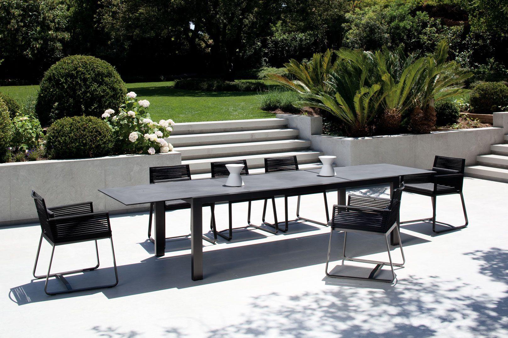 kettal landscape and bitta - Google Search | Mobilier jardin ...