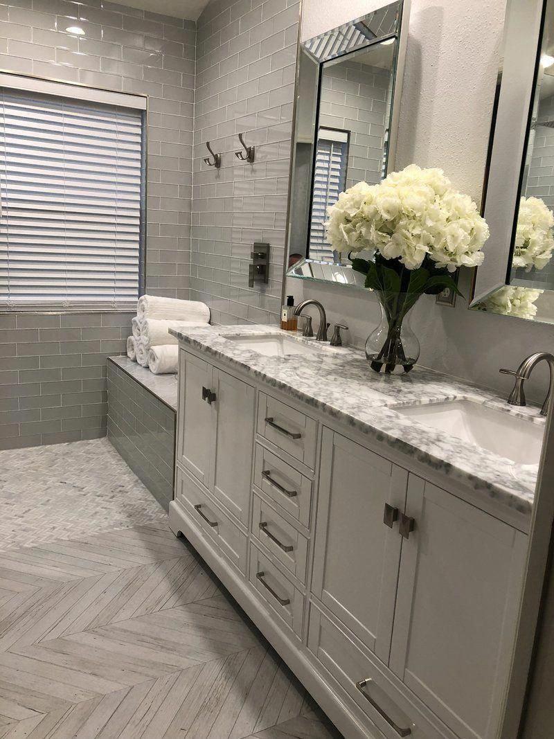 Pin On Bathroom Renovations Grey