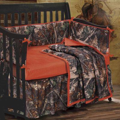 Baby Oak Camo Crib Set Camo Baby Bedding Camo Baby Stuff Camo Crib Bedding