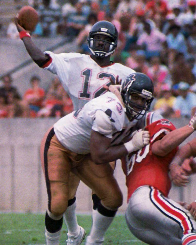 Doug Williams Oklahoma Outlaws Ncaa college football