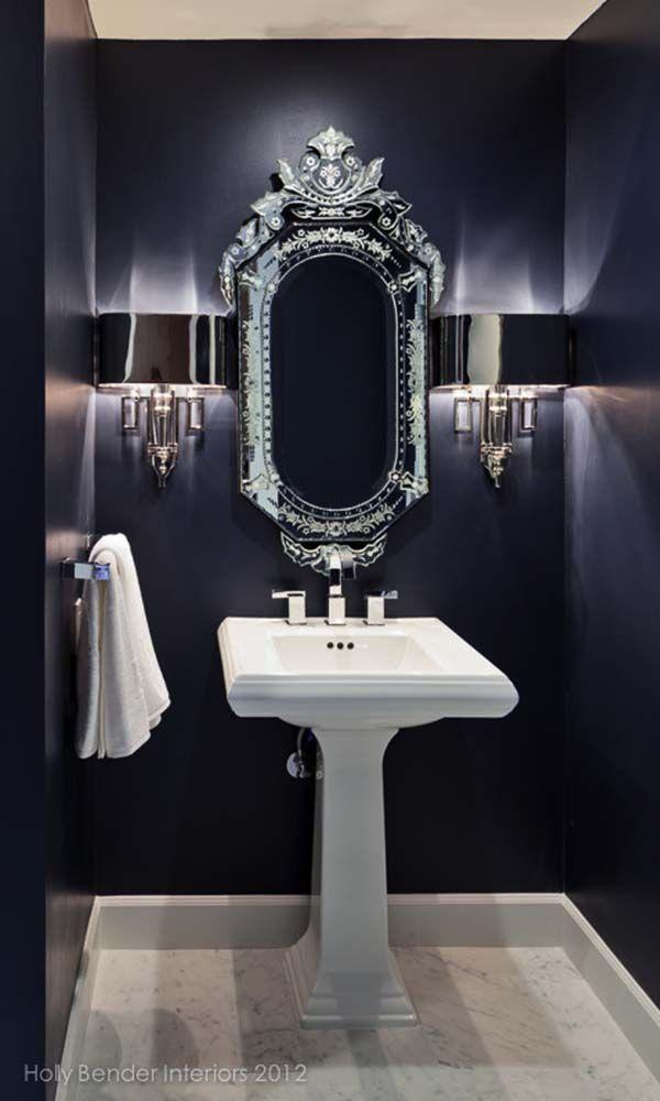 44 Absolutely Stunning Dark And Moody Bathrooms Bathroom Decor