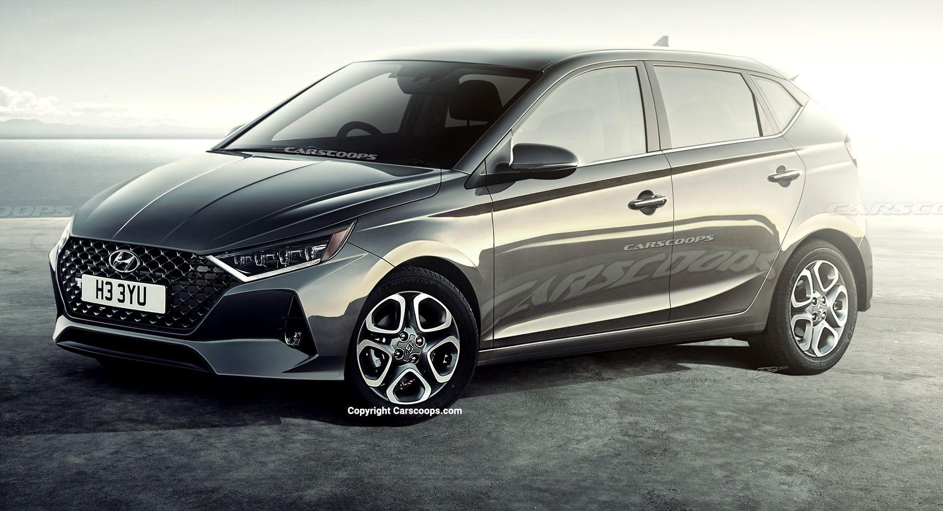 2020 Hyundai I20 Aussehen Antrieb Technik Und Alles Andere Was Wir Wissen Alles Andere Antrieb Aussehen Au Best Luxury Sports Car Honda Jazz Hyundai