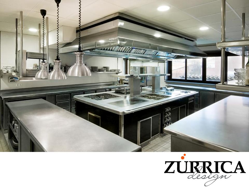 Las mejores cocinas industriales en zurrica design for Mejores cocinas integrales