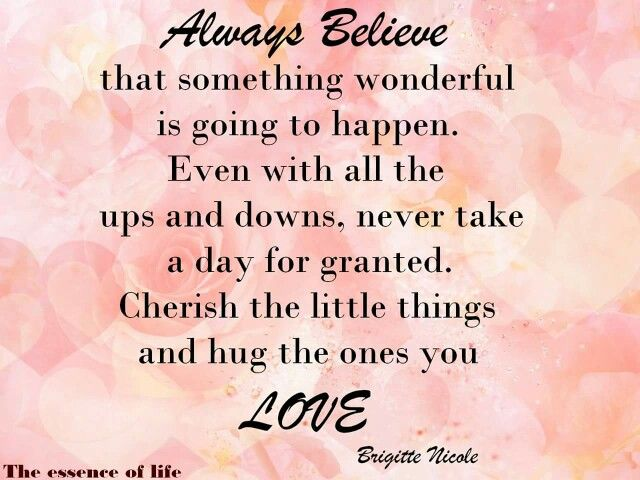 Always Belive Inspirational Quotes Always Believe Best Quotes