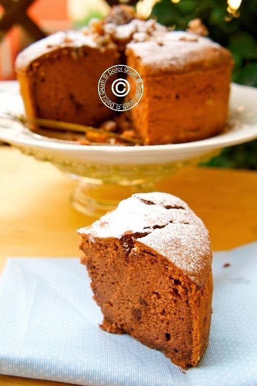 Dolci Gusti: torta al cioccolato con ricotta e albumi 100% Gluten Free (fri)Day