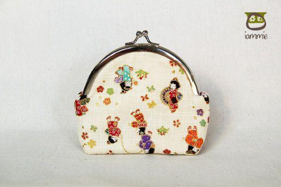 Japanese Purse by iammieOWLshop, $15.00