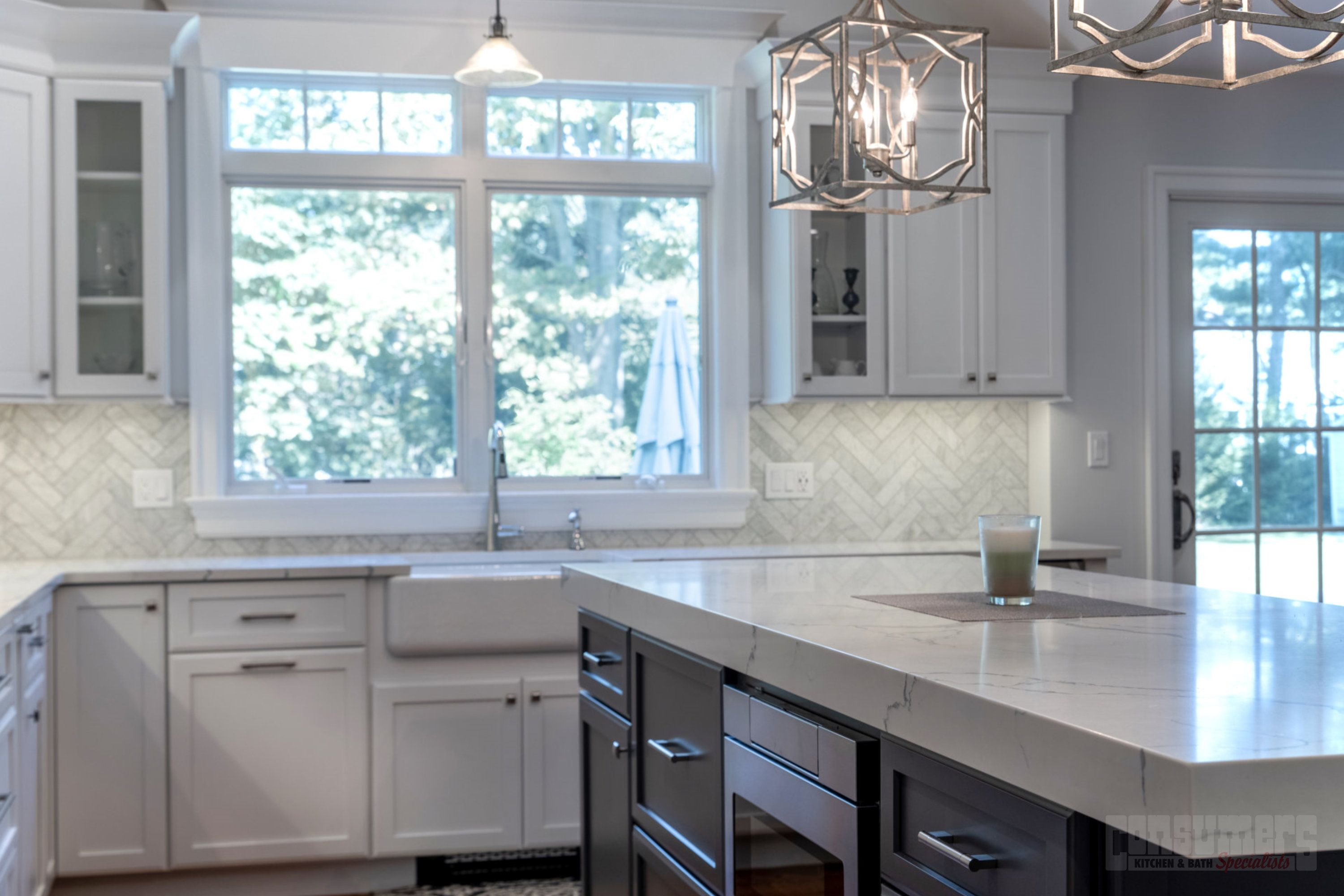 Pin By Consumers Kitchens Baths On Huntington Classique In 2020 Kitchen Gallery Maple Cabinets Kitchen And Bath