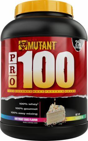 MUTANT PRO 100 Birthday Cake 4 Lbs PLV4360082