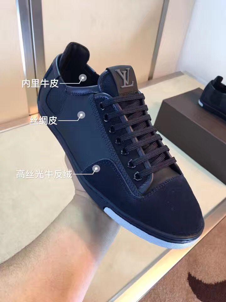 6dc2b6a8647f Louis vuitton mens sneaker laofer sandals,LV男士拖鞋