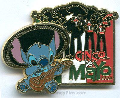 Cinco de Mayo 2006 - Stitch
