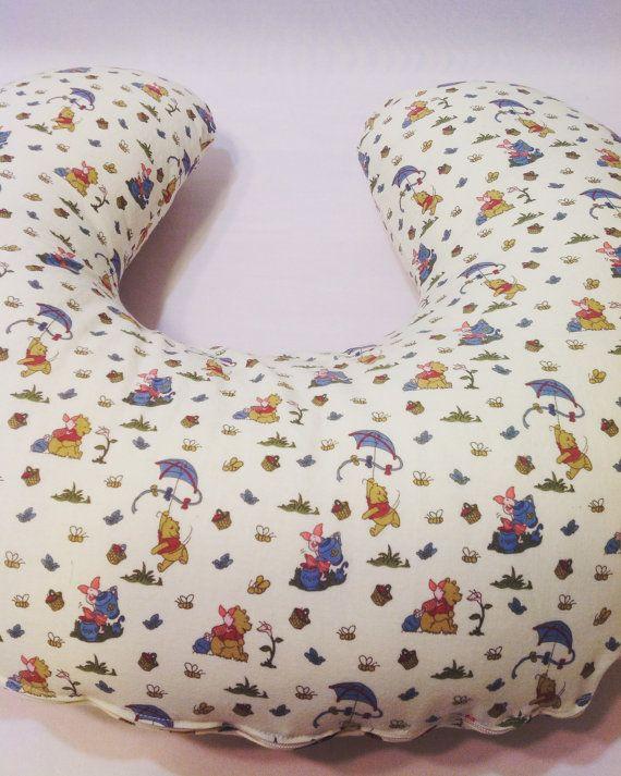 Honey Bee Boppy Pillow