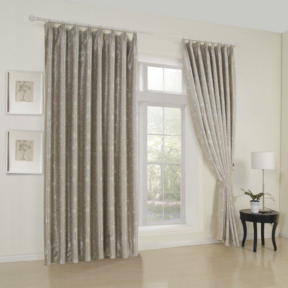 geometric barroco grey blackout curtains curtains decor homedecor homeinterior grey grey. Black Bedroom Furniture Sets. Home Design Ideas