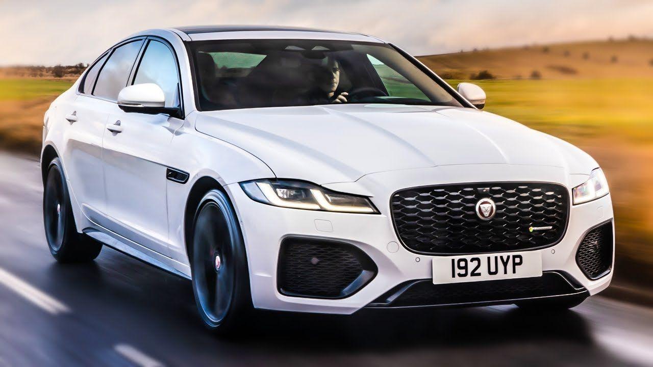 All New 2021 Jaguar Xf Interior Exterior Drive In 2021 Jaguar Xf Jaguar Driving