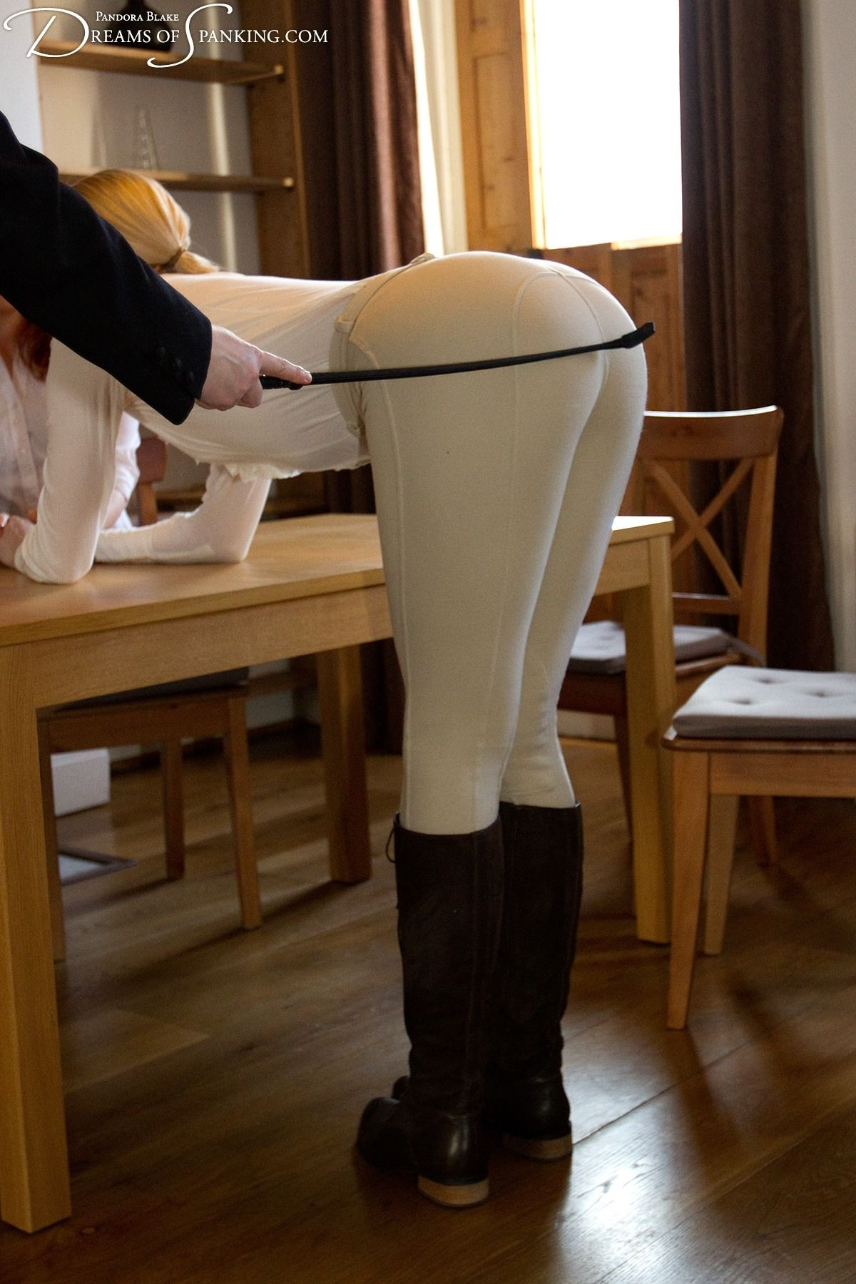 Simply her sexy jodhpurs remarkable