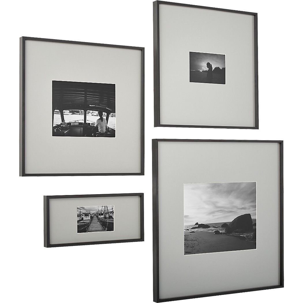 with openings picture gold frame multiple size full mats silverh and of frames fresh