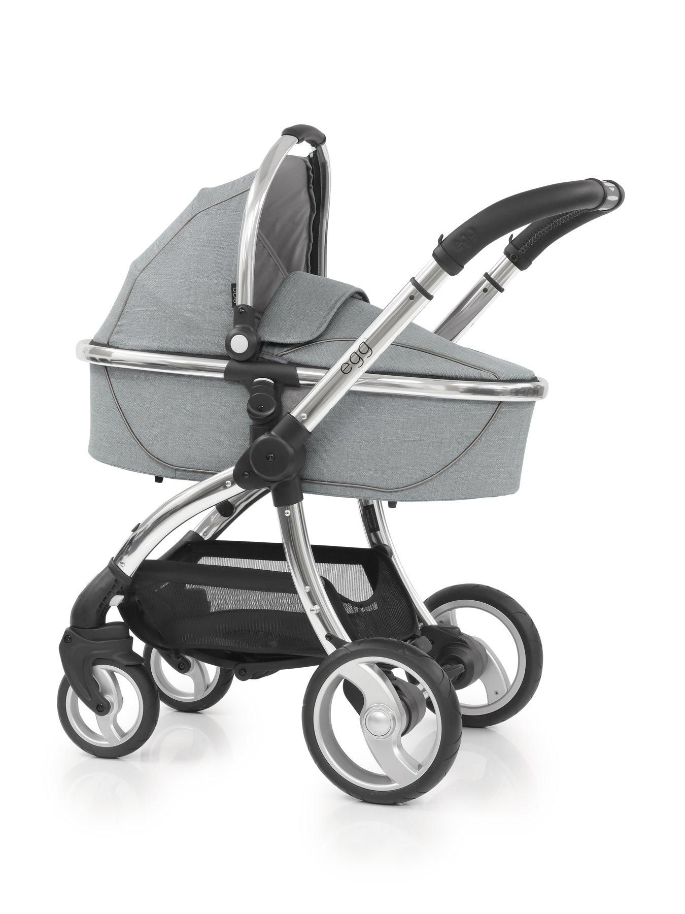 Egg Pushchair Platinum in 2020 Pushchair, Prams travel