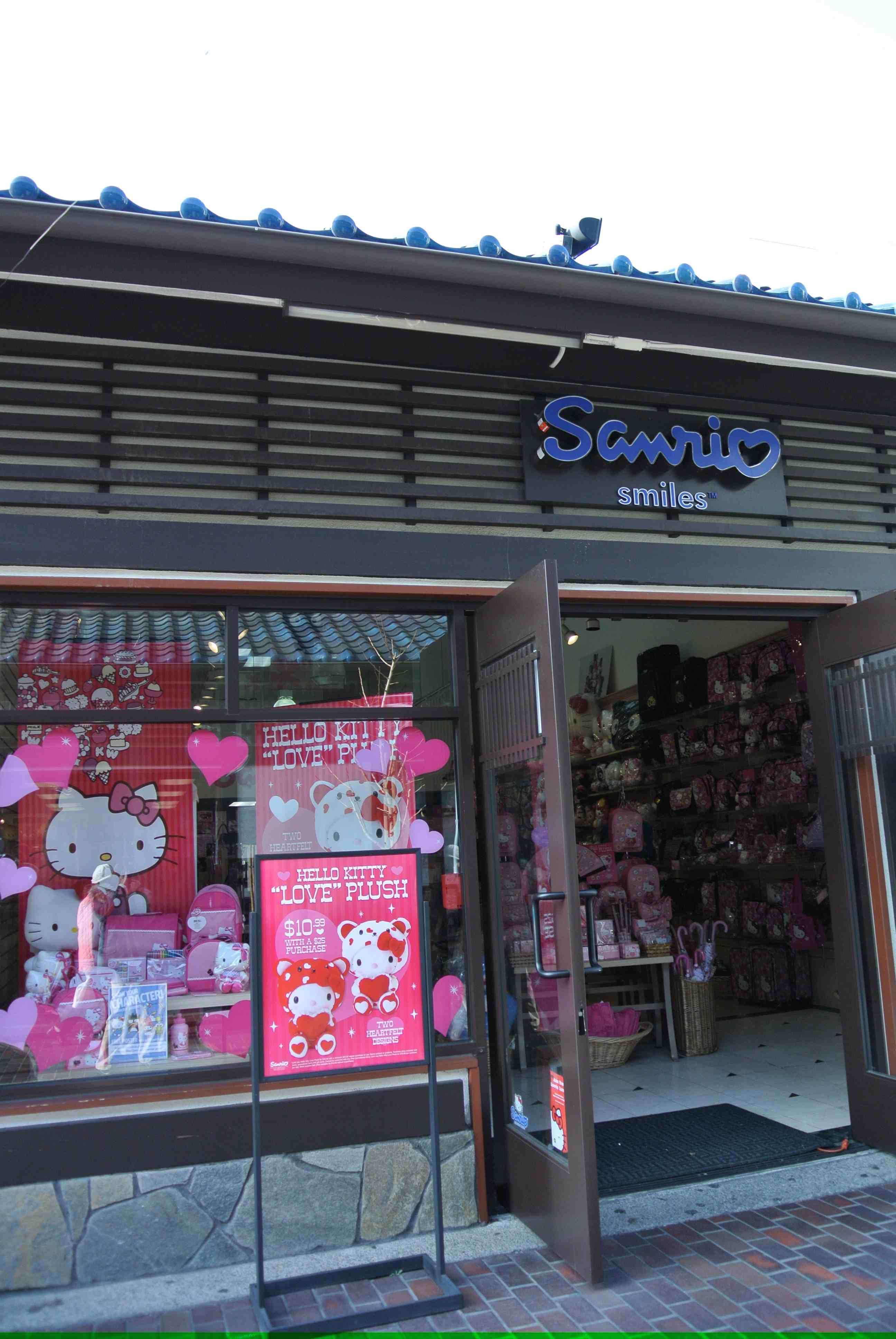 Sanrio store little tokyo downtown los angeles httpwww sanrio store little tokyo downtown los angeles http junglespirit Images