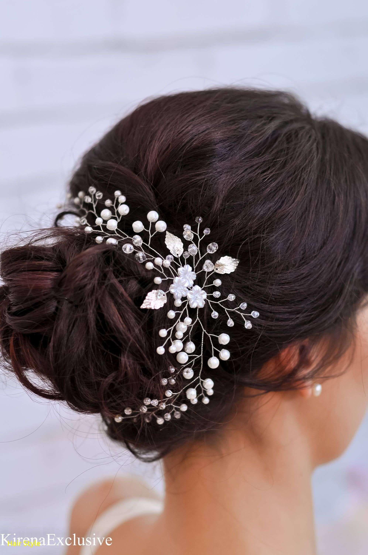 Schone Hochzeit Haarschmuck Haare Trends 2019 Wedding Hairstyles