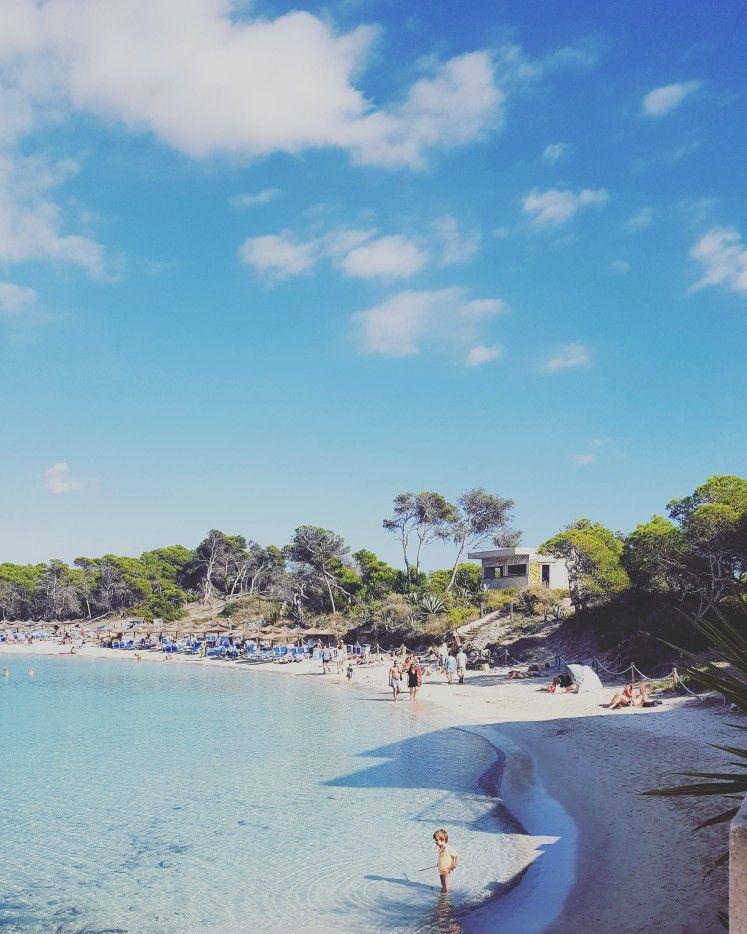 Playa de Marques – la hermana pequeña de Es Trenc