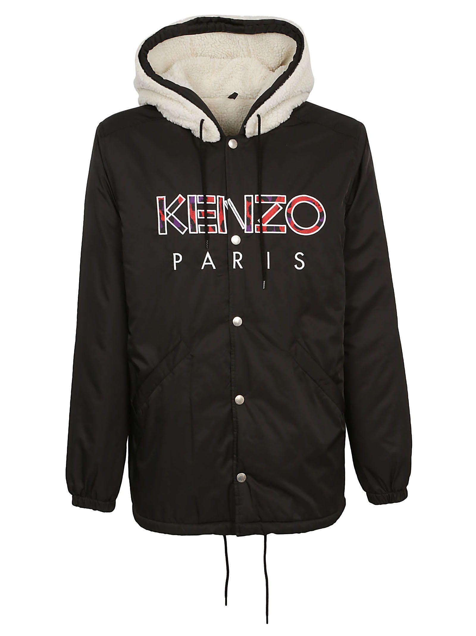 f3eb93aa KENZO JACKET. #kenzo #cloth | Kenzo in 2019 | Kenzo, Parka style ...