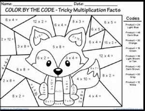 Free Printable Math Coloring Worksheets sketch template ...