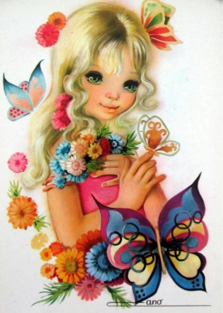 Свекру для, открытка красивые для девочки