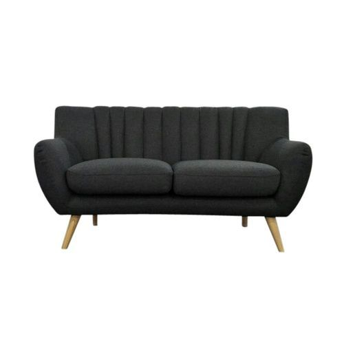 Lilly 2 Seater Sofa   Dark Grey | Modern, Mid Century U0026 Scandinavian |  GFURN | Products | Pinterest | Dark Grey And Products