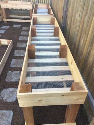 make bed to a from how pallets build garden raised