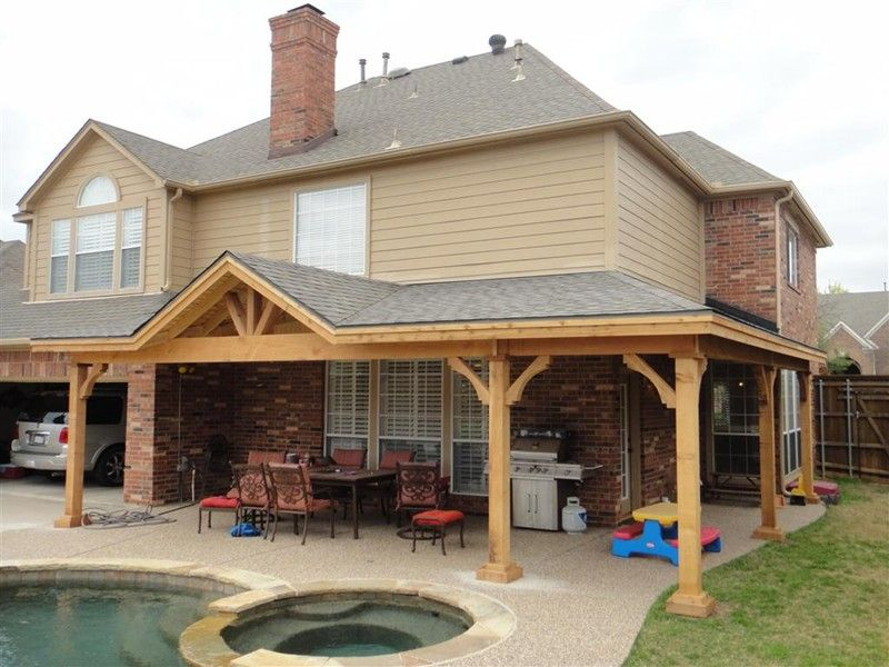 Best Shed With Gable Patio Covers Gallery Highest Quality 400 x 300