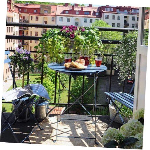 Beautiful Ideas For Balcony Grill Design
