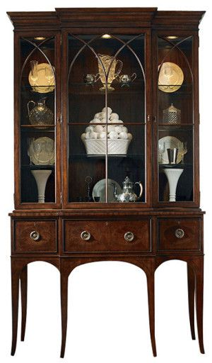 Century Wellington Court Breakfast Display Cabinet