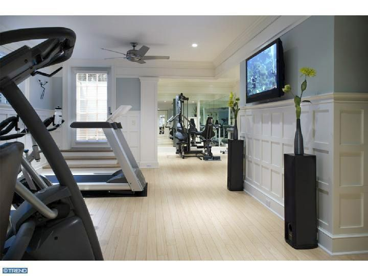 Fitness room flooring at amazing home and decor with