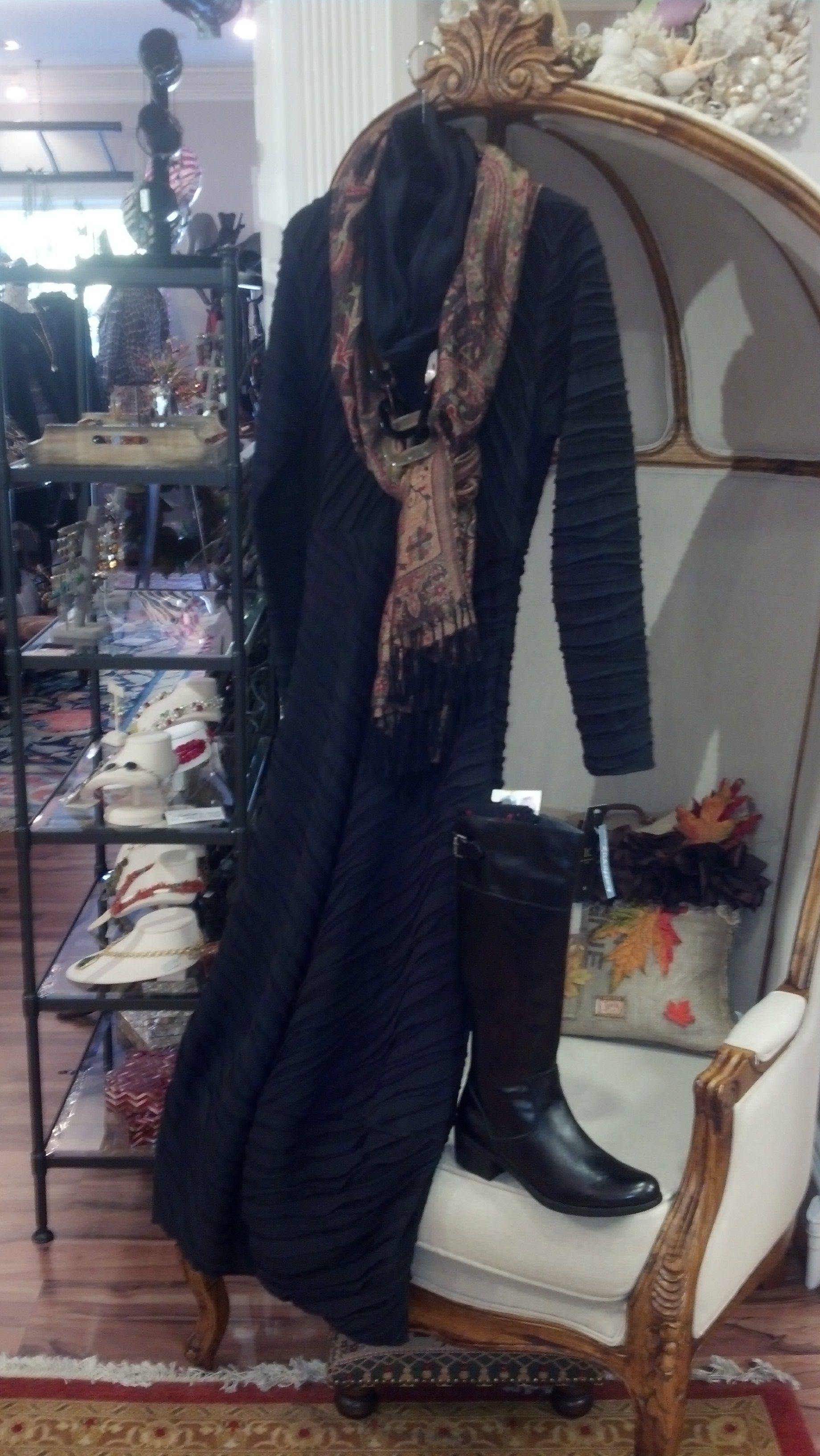 Great outfit from Kathryn's of Buckhead