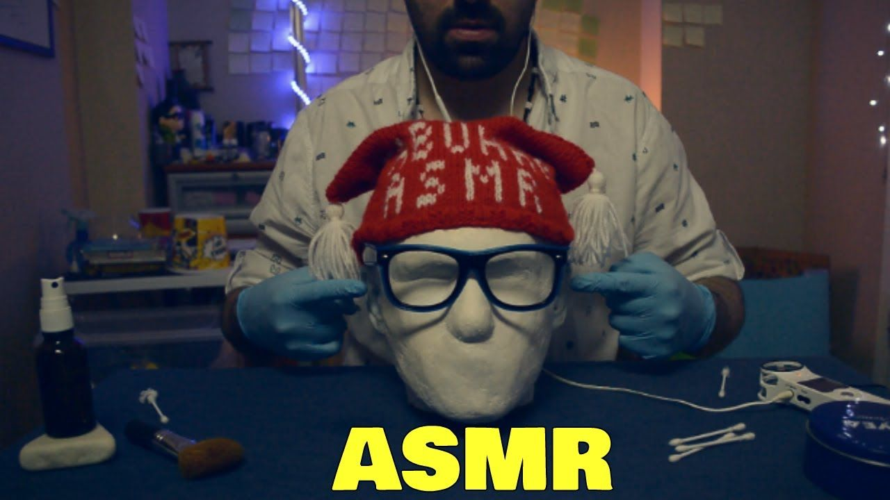 Asmr No Talking asmr ear cleaning no talking for relaxation and sleep. you