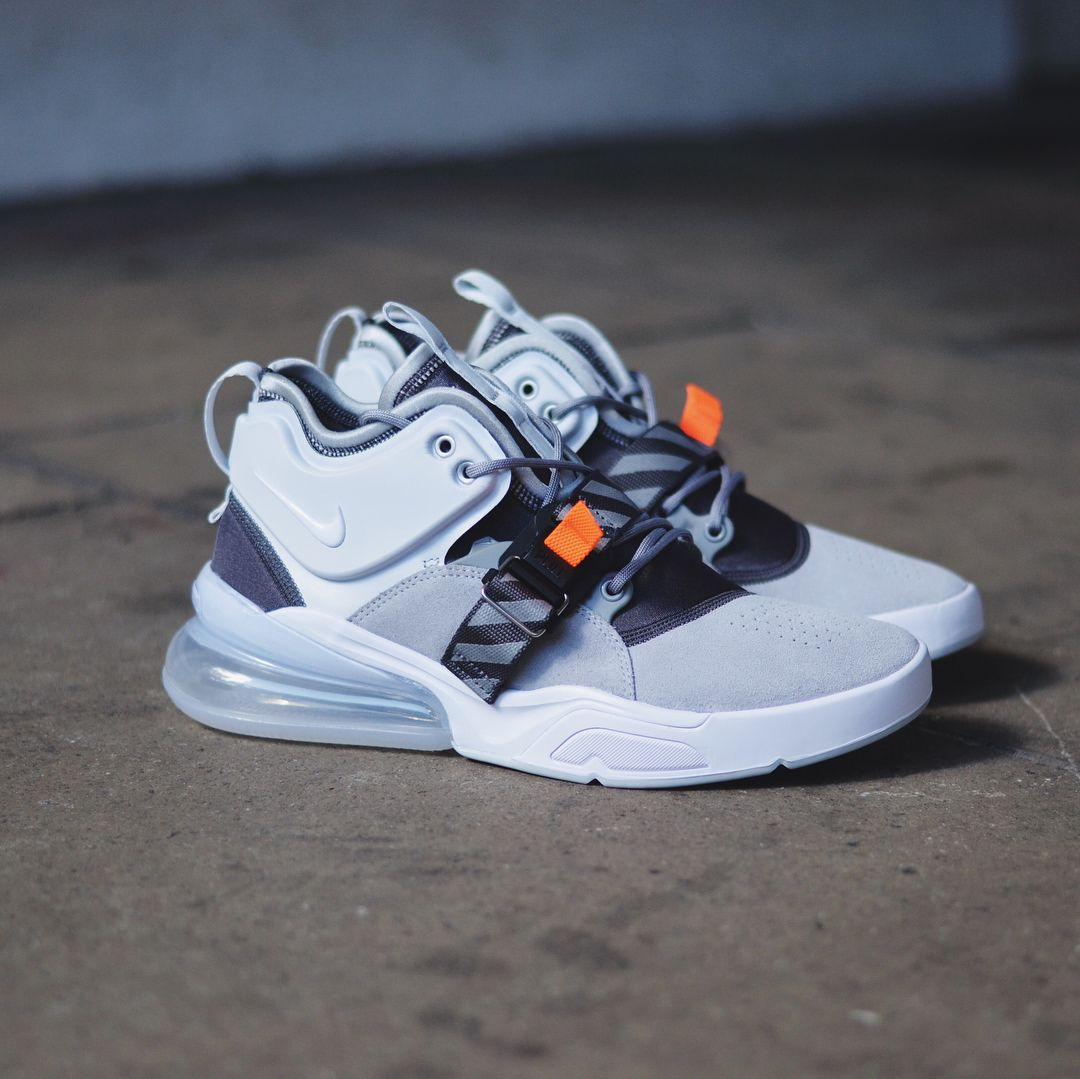 nike air force 270: lupo grigio calci pinterest nike air force