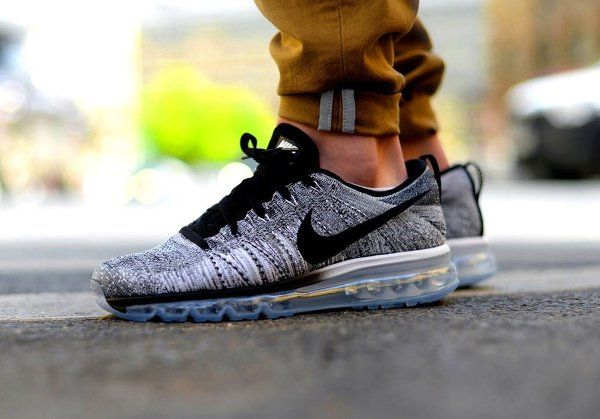 huge discount 58f8b eaebf Nike Flyknit Air Max Oreo | Modern Man | Adidas shoes outlet ...