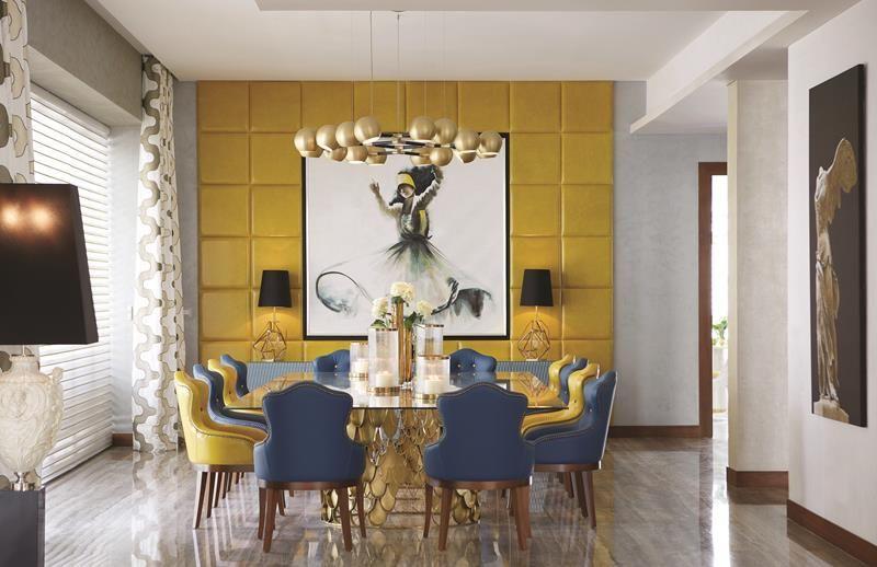 Emirates Hills Dubainikki B Signature Interiors  Covet Amazing Dining Room Furniture Dubai Decorating Design
