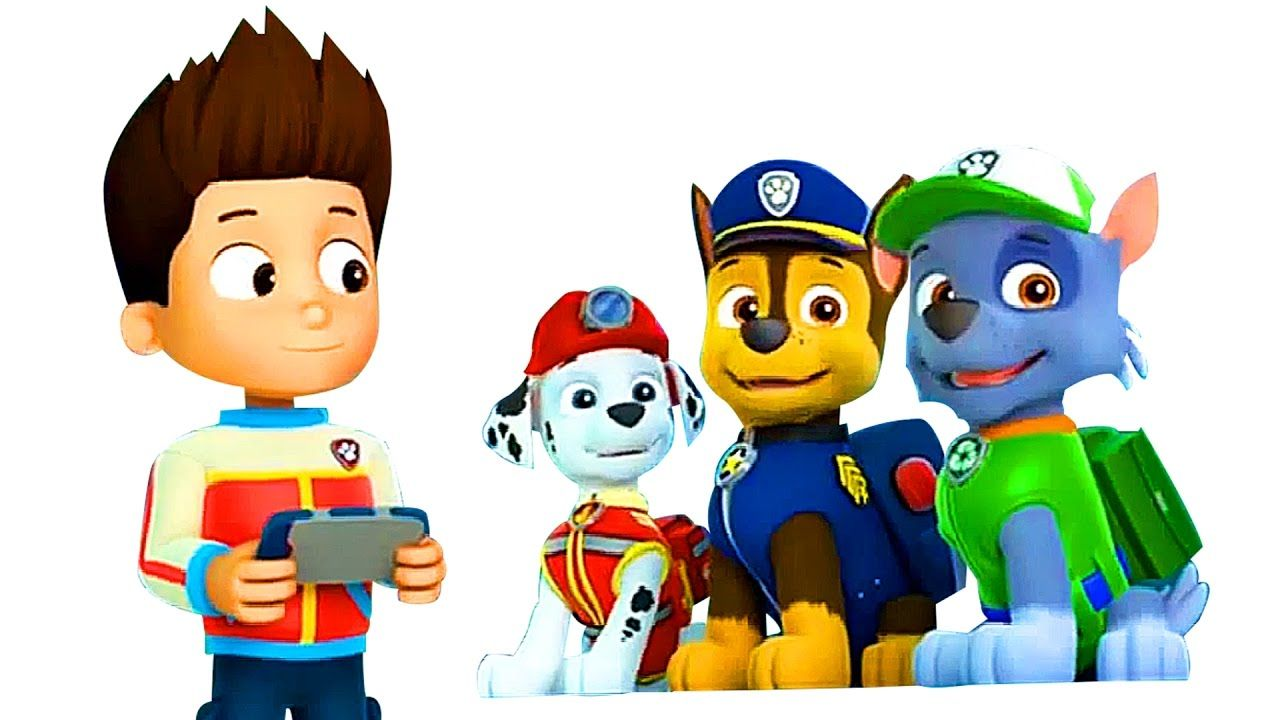 Coloring Pages Of Paw Patrol : Paw patrol coloring pages abc alphabet song episode paw patrol