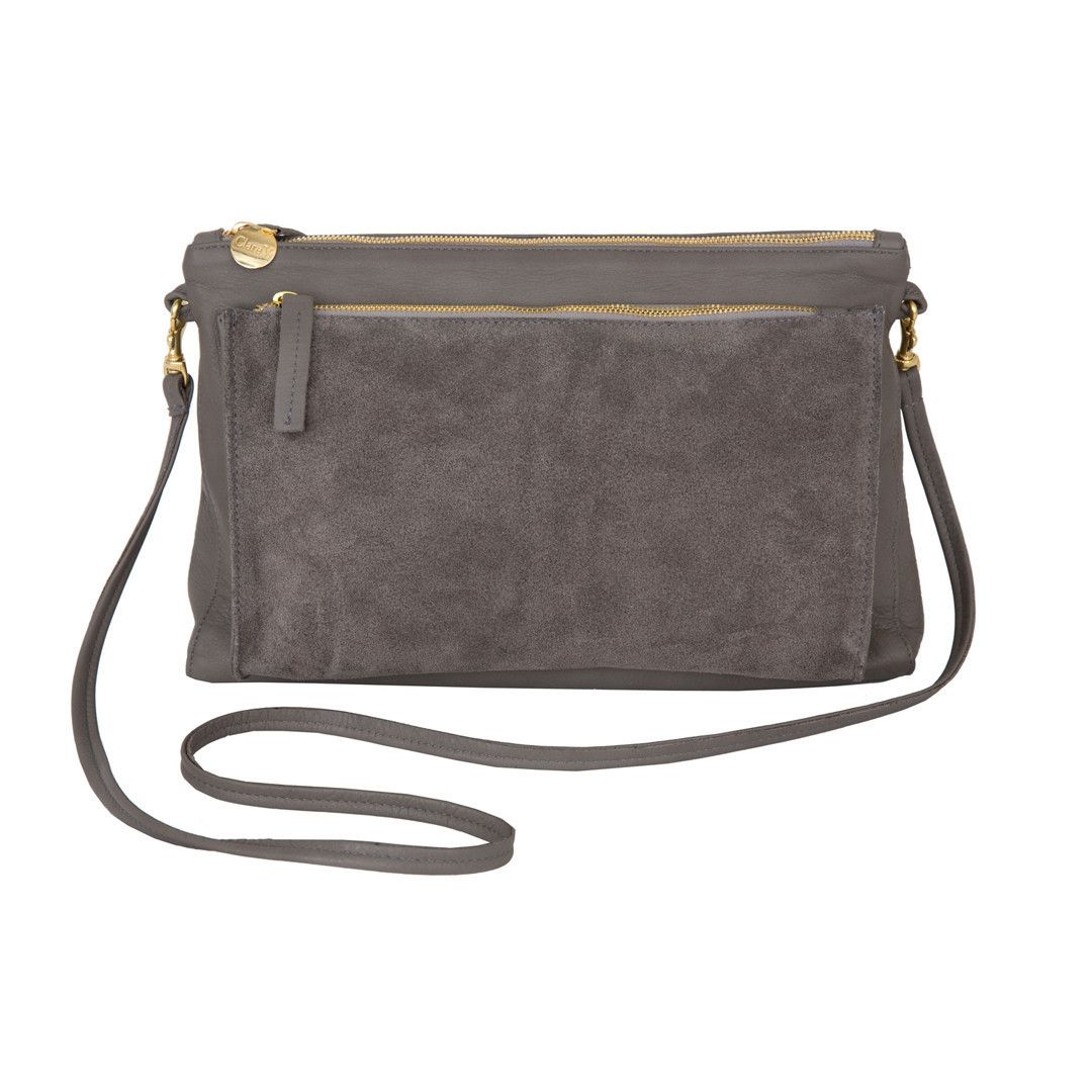 The Gosee Clutch embodies simplicity without sacrificing function and  design. This crossbody bag was designed with versatility in mind 663b4d1aeeb72