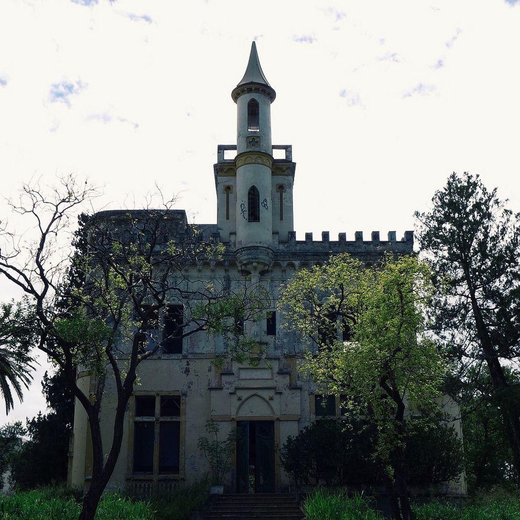 This Abandoned Mental Hospital (Cordoba Argentina