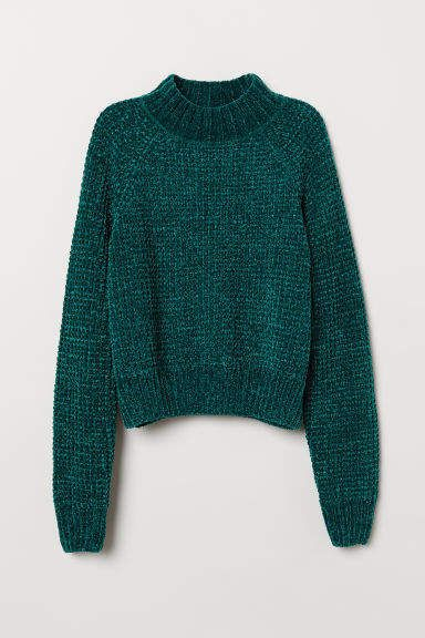 H&M Textured knit Sweater   Shop the look products   Fashion