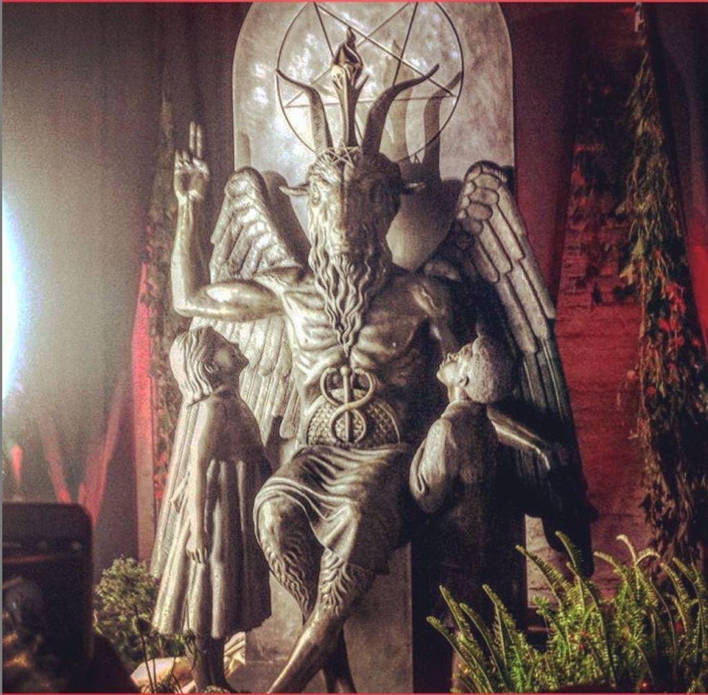 Lucifer Location: Satanists Unveil Baphomet Statue In Detroit